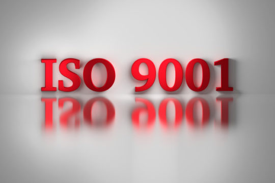 Requisitos De La Norma ISO 9001:2015